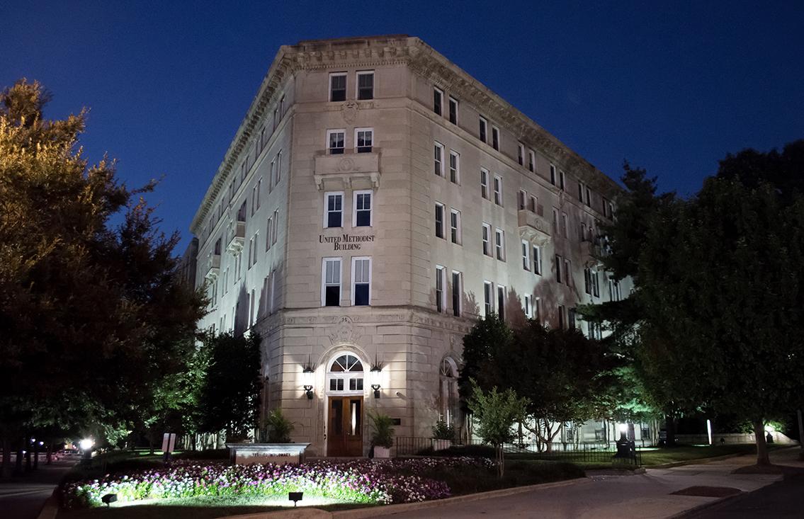 United Methodist Buildings Stout Amp Teague